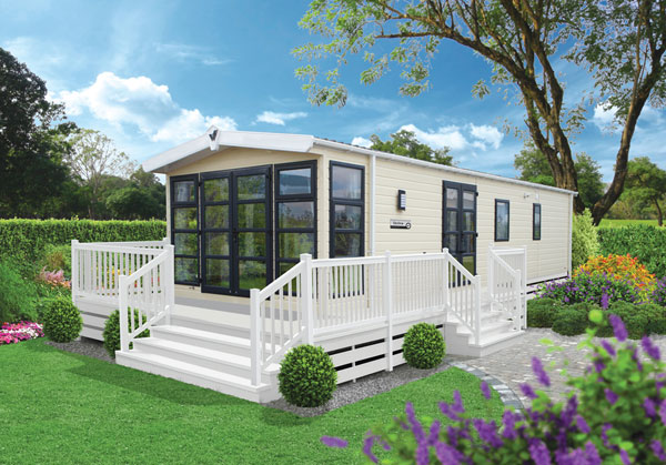 Mobile homes for sale in france and portugal eurobase for Prix mobil home neuf 3 chambres