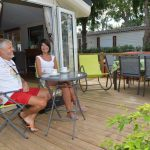 Mr & Mrs Greenfield – Argeles sur Mer