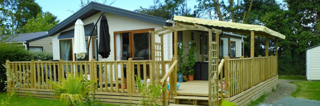 Freehold residential park homes lodges for sale france for Lodges in france